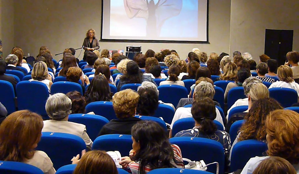 Simona Oberhammer – conferenza