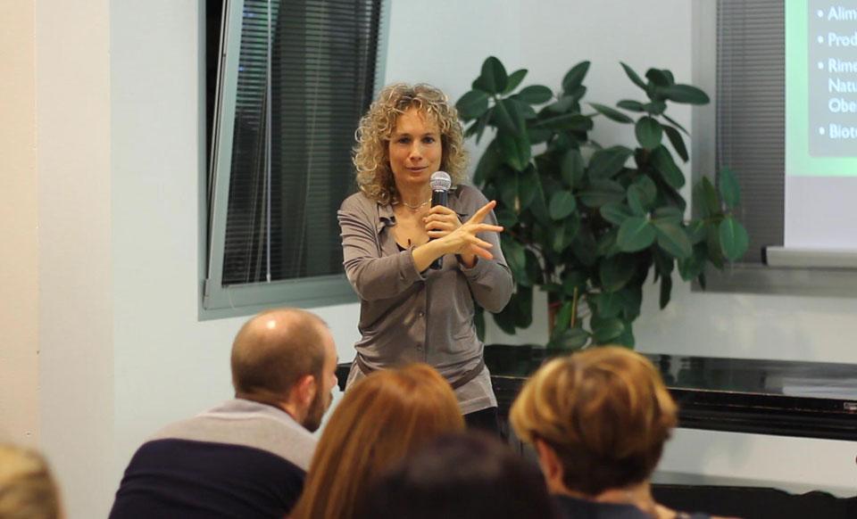 Simona Oberhammer - disintossicazione intestinale