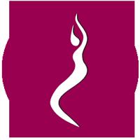 La Via femminile - Logo cerchio