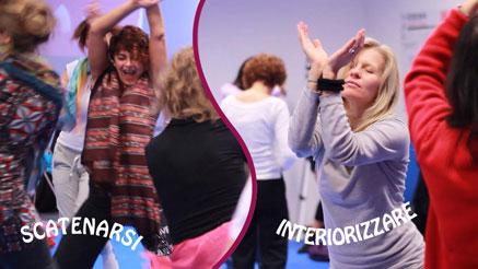 Via Femminile - danza Waving