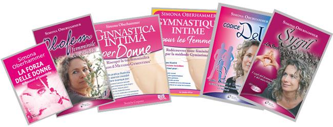 Ventaglio libri - Simona Oberhammer - 2014