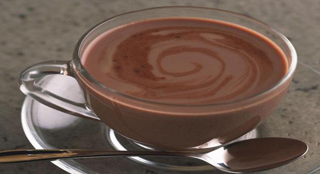 Cioccolata calda al naturale