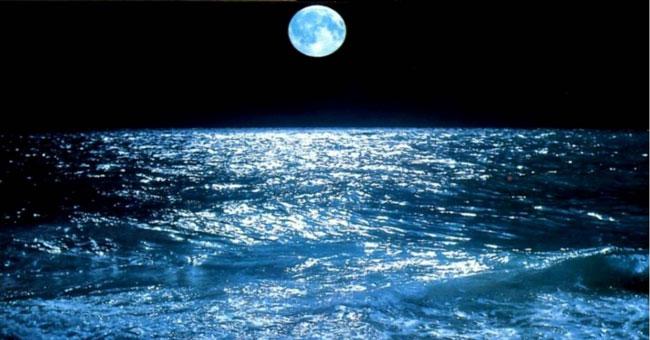 Luna - Mare pensiero femminile