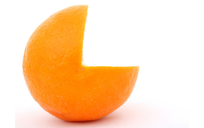 Arancia carenza di Vitamina C