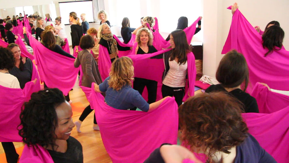 Simona Oberhammer seminario della Via Femminile