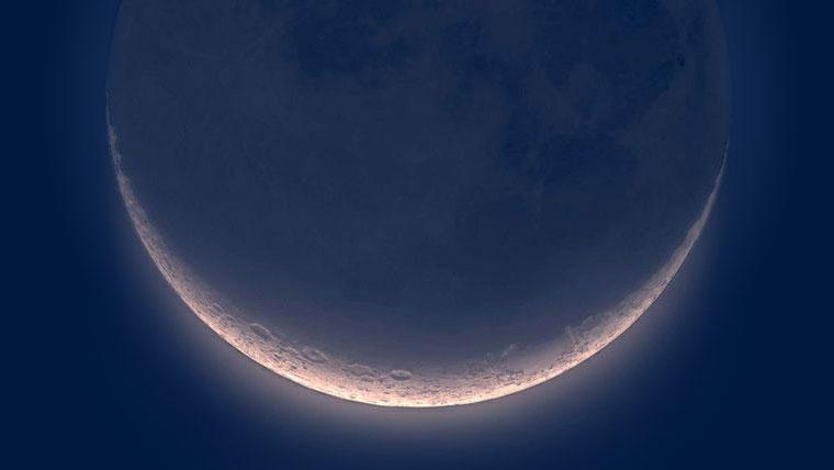 Falce di luna, simbolo della scoperta di se