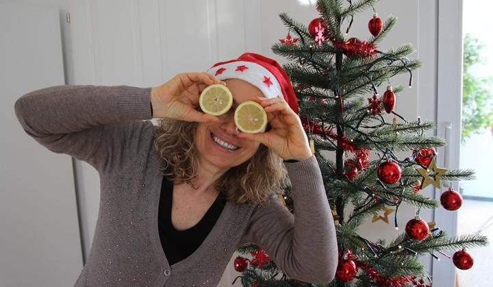 Simona Oberhammer Buon Natale 2015 Acqua e Limone