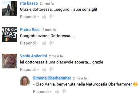 commenti-sito-simona-oberhammer
