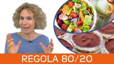 Stop agli estremismi della salute con la regola 80 – 20