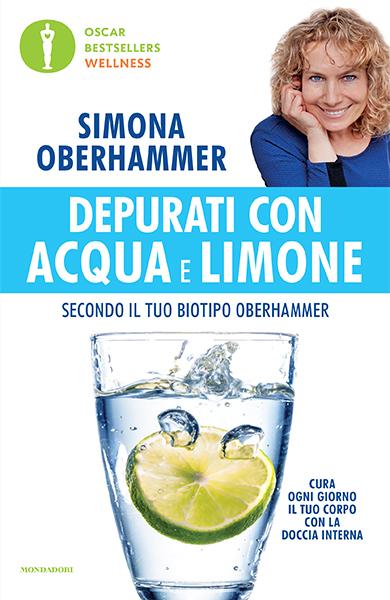 Depurati con Acqua e limone secondo il tuo biotipo oberhammer copertina
