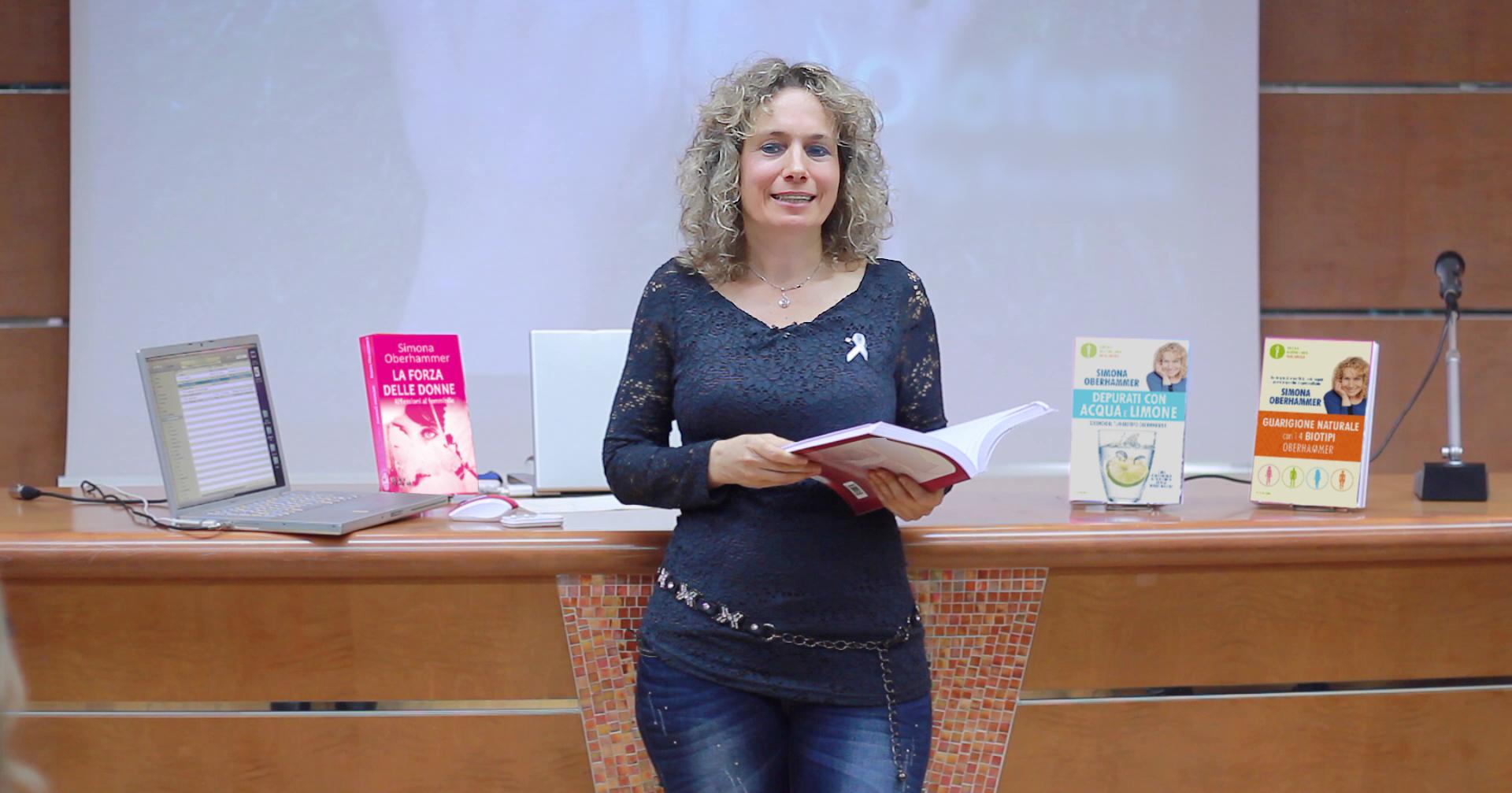 Simona Oberhammer libri